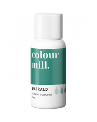 Colour Mill Oil Based Food Colouring Emerald Green