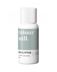 Colour Mill Oil Based Food Colouring Eucalyptus Grey Green