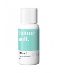 Colour Mill Oil Based Food Colouring Tiffany Blue Green