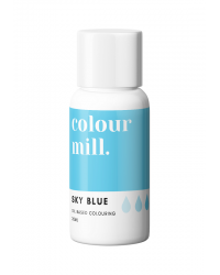 Colour Mill Oil Based Food Colouring Sky Blue