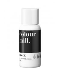 Colour Mill Oil Based Food Colouring  Black