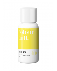 Colour Mill Oil Based Food Colouring Yellow