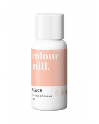 Colour Mill Oil Based Food Colouring Peach