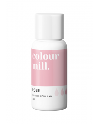 Colour Mill Oil Based Food Colouring Rose Pink