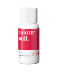 Colour Mill Oil Based Food Colouring Red