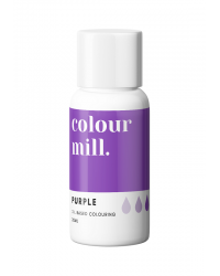 Colour Mill Oil Based Food Colouring Purple