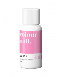 Colour Mill Oil Based Food Colouring Candy Pink