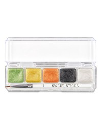Sweet Sticks Mini Paint Palette Jungle Colours