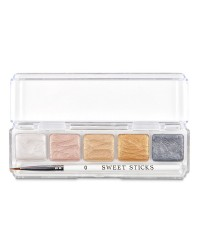 Sweet Sticks Mini Paint Palette Metallic Colours