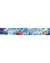 Disney Cars party banner