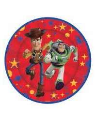 Toy story party plates (8)