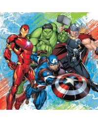 Avengers party napkins (20)