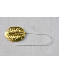 Gold leaf Wired bundle of 50 1 inch 2.5 cm