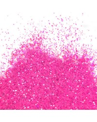 Neon Pink Flitter Glitter by Barco