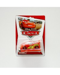 Cars Lightning McQueen candle 3d style 2