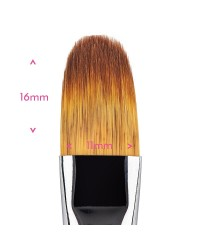Filbert Paint BRUSH No 6 by Sweet Sticks