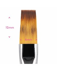Flat Paint BRUSH No 2 by Sweet Sticks