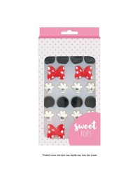 Sweet Tops Mickey and Minnie Mouse sugar icing decorating kit