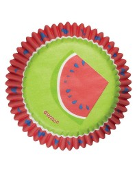 Summer Watermelon cupcake papers by Wilton