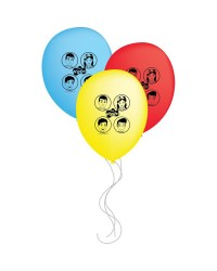 The Wiggles party Balloons