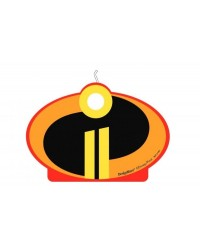 Incredibles 2 large party candle
