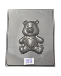 Carebear chocolate mould