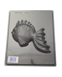 Large fish chocolate mould