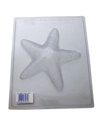 Giant starfish chocolate mould