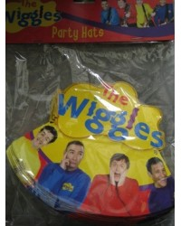 image: The Wiggles party hats (8) #1