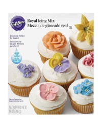 Royal Icing Mix 14 oz 396gr by Wilton