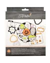 Halloween Basics Cookie cutter Kit by Sweet Sugarbelle