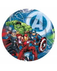 Avengers party plates pack of 8