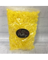 Yellow Jelly Beans candy lollies