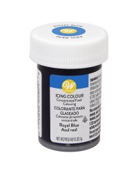 Wilton icing colour Royal Blue 1oz 28.3g