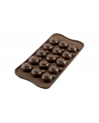 Choco pigs silicone chocolate mould