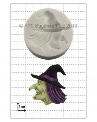image: Witches Head silicone mould