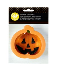Jack O Lantern Pumpkin cookie cutter