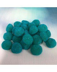 Blue Berries Gummy Candy lollies