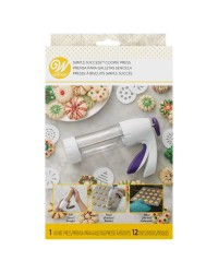 Cookie spritz press Simple Success by Wilton