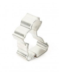 Bunny Rabbit sitting mini cookie cutter