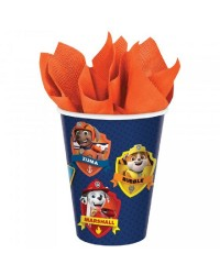 Paw Patrol party cups (8) Style no 2
