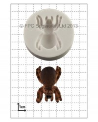 image: Spider silicone mould