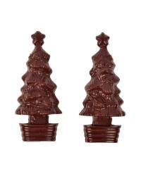 3D Christmas Standing Tree chocolate mould