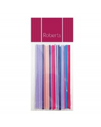 Lollipop sticks 6 inch MIXED COLOUR (25)