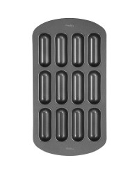 Delectovals Mini oval bar shape Cake Pan by Wilton