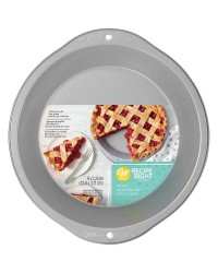 Recipe Right Pie Pan 9 Inch by Wilton