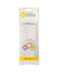 Cookie Sticks 6 inch oven safe pack of 20