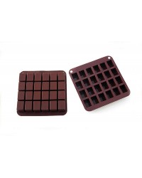 Silicone mould for toffees chocolates and jersey caramels by Silikomart