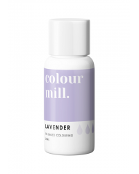 Colour Mill Oil Based Food Colouring Lavender