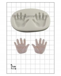 image: Baby Hands silicone mould